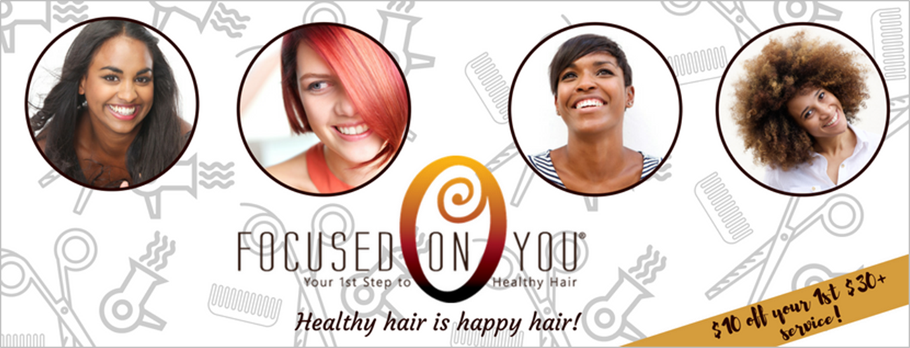 Social Media Business Page Design Hair Salon Esdy Wall